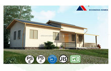 American standard ready house made in China MM with insulation system