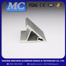 aluminum 45 degree angle bracket ,adjustable right angle bracket