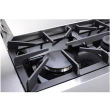 HRG3609U 4 Cleaning Copper Imported Burner Cooking Range with Hot Plate