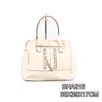 2015 wholesale hot selling structured fresh style fashion trends designer handbag/