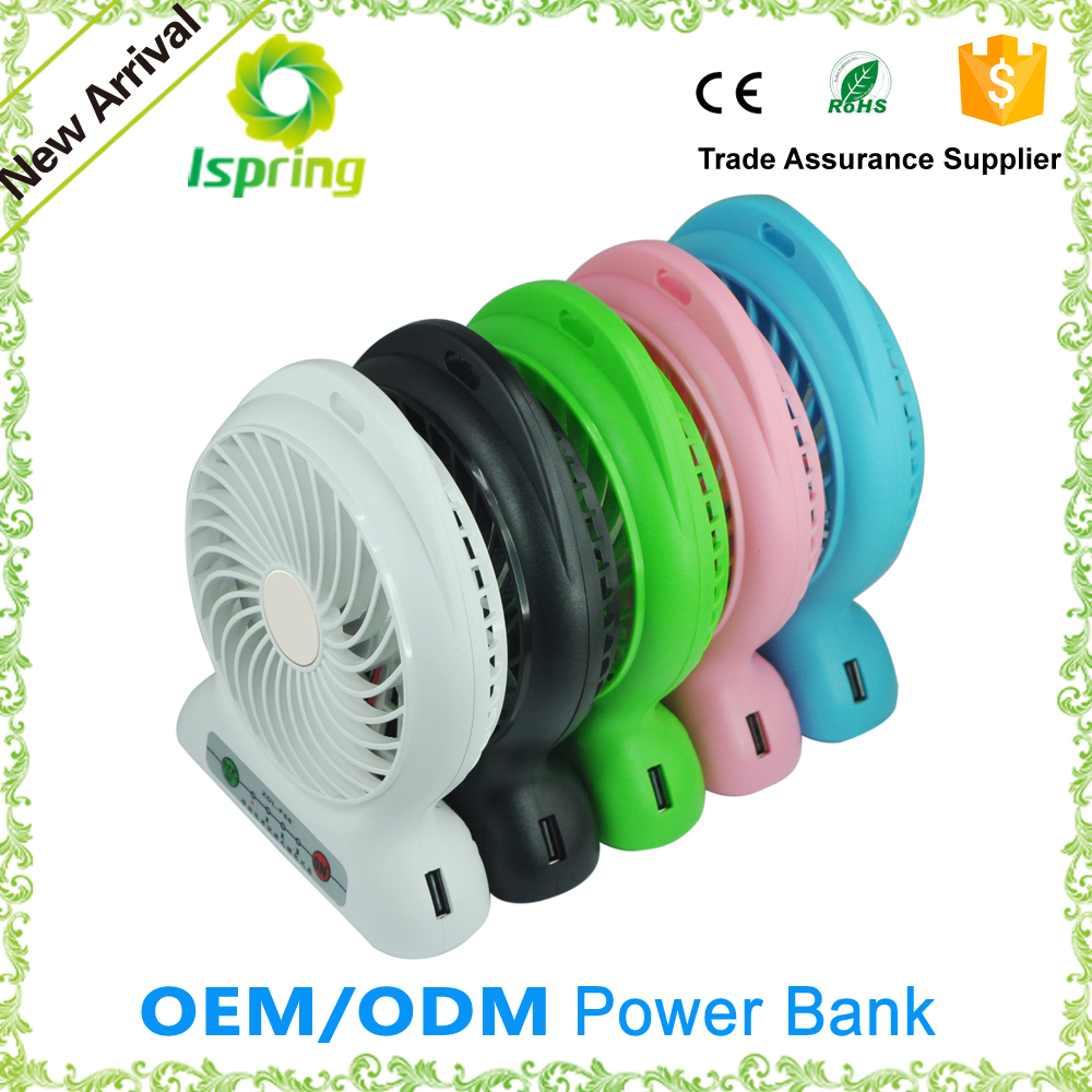 Promotional Usb Led Fan Fit For Power Bank Cheapest Price And High Quality
