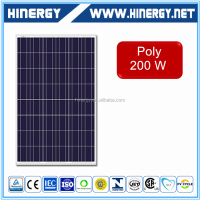200w Photovoltaic panel, fotovoltaic panel for Photo voltaic fuel Solar cell kit