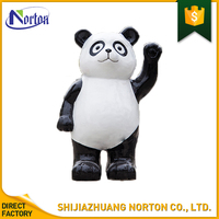 wholesale china unique animal resin panda statue NT--FS228J