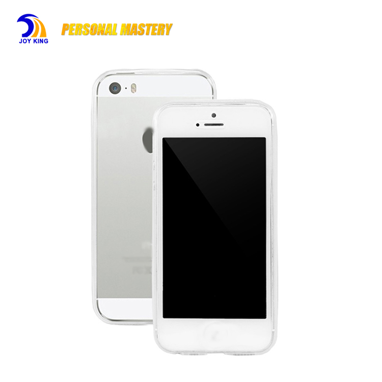 New arrival transparent anti gravity case for iPhone 7 mobile phone case oem