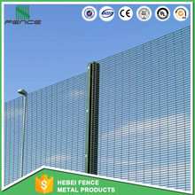 Hot dipped galvanized laser security fence