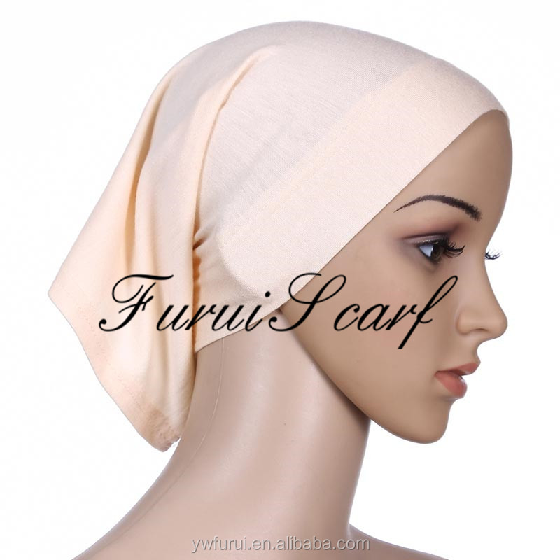 Muslim Soft Women Undercap Hijab Tube Cap Headwear Hotsell Jersey Underscarf Scarves Wraps Premium Materail