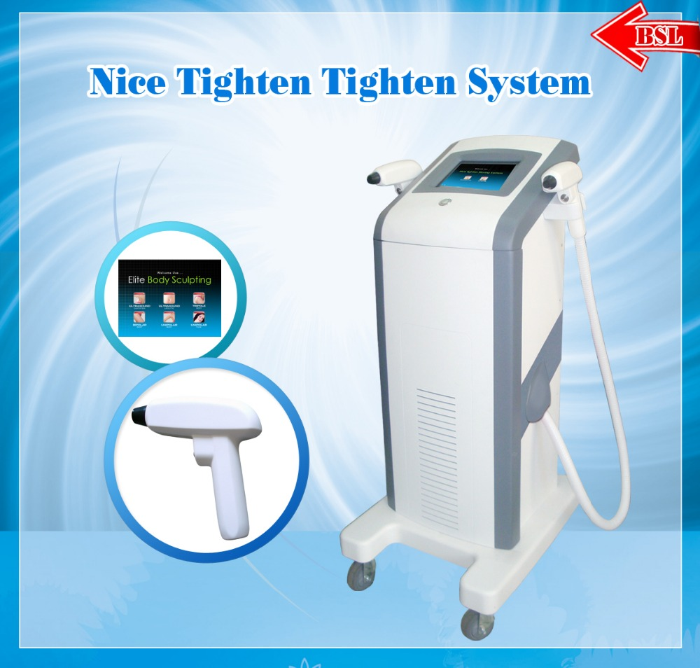 Super Skin Whitening Machine Bipolar Monopolar RF for Winkle Removal