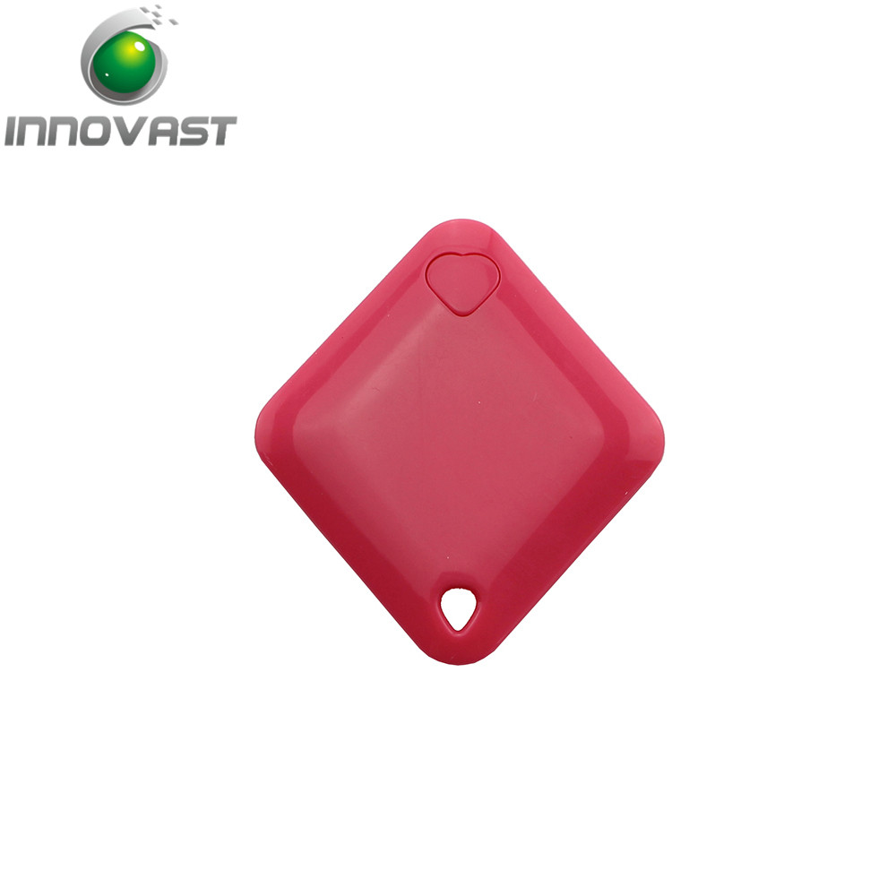 CE/ROHS Support Personal Alarm,Heart Button Key Finder,Bluetooth 4.0 iTag cTag Tracker
