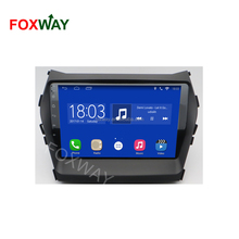 IX45102 All-in-one safe driving solution android car radio system carplay android auto 360 birdeye TPMS for Hyundai IX45