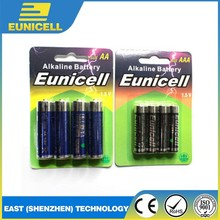 0% Hg AAA Primary Dry battery AAA LR03 1.5v alkaline battery