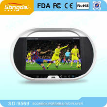portable tv with input/car dvd vcd cd mp3 player/mini laptop with dvd player