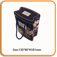 chocolate Gift tin packing boxes manufacture