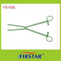 Portable green armytage forceps