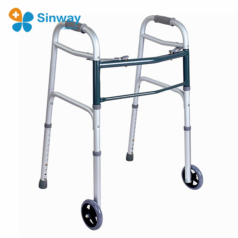 Reciprocating Folding Mobility Walker