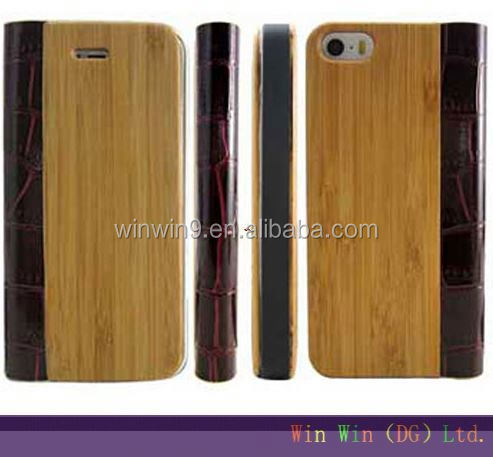 wood bumper for iphone 5