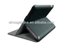 Leather handheld case for ipad mini leather with sleep awake function by China
