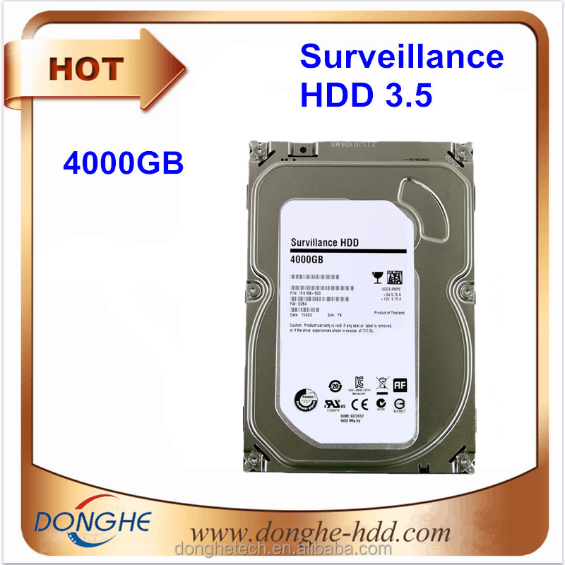 [Best choice]Cheap Lots Of CCTV Hard Disk 4TB SATA 3.5 Refurbished HDD