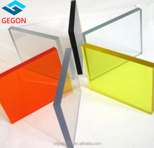 Acrylic material high quality transparent acrylic sheet 18mm