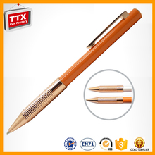 Popular trend of the new century novelty ball point pen bookmark pen