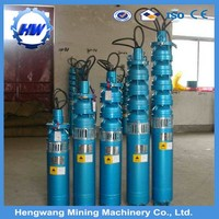 QJ 3 inch deep well submersible pump manufacture from China
