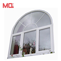 pvc interior arch window design