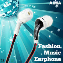 MP3 Music Earphone with Custom Design of Factory Price ,Made in China, for MP3/Mobile Phone/PC/Laptop/Computer
