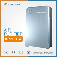 CE certificate 6 in 1 Nano photocatalyst air purifier for home office