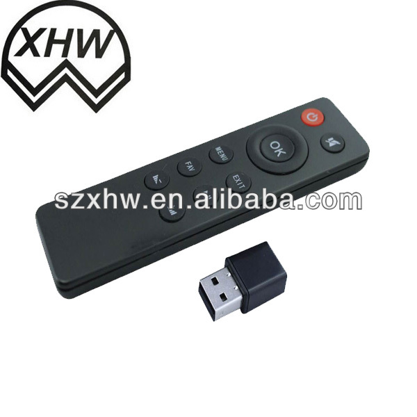 High quality Wiredrawing 45 button hr-n98 universal tv remote control