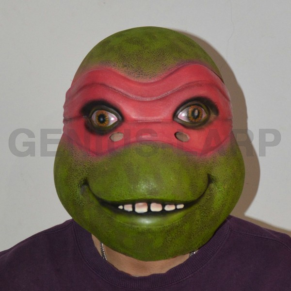 2016 Hot movie Ninja turtle mask for fun or party