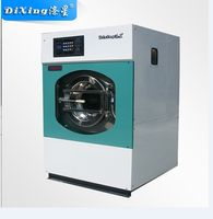 Shanghai four drums dry cleaning machine price list with CE