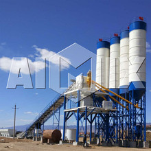 Popular price ready mix concrete machinery for sale