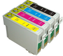 Inkjet cartridge Compatible for Epson T0921 T0922 T0923 T0924