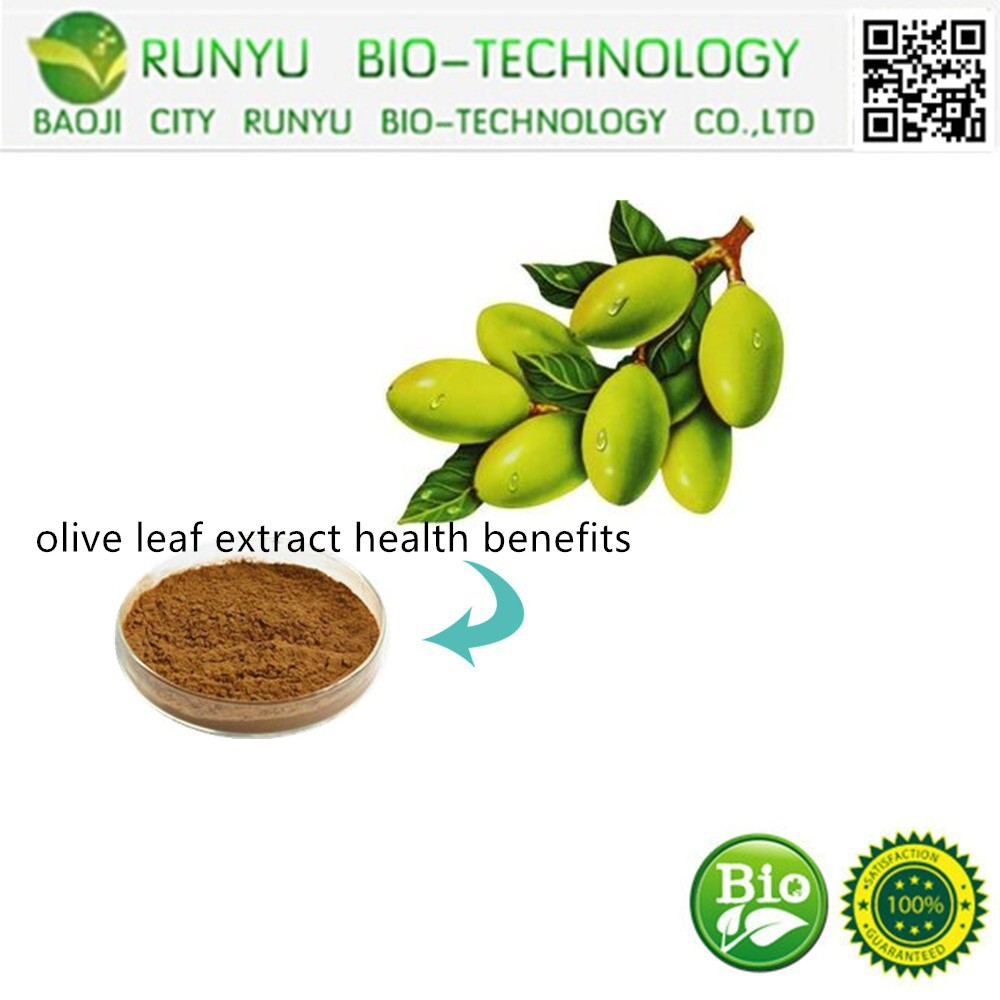 Olive leaf capsules benefits