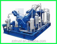 new type D type cng natural gas compressor cng compressor with cng storage for sale