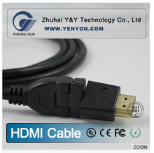 computer monitor Bandable High speed hdmi cable