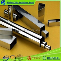 ss 309s steel square pipe metal cigarette pipe