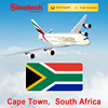 Air Freight Forwarder Agent From China To South Africa Cape Town