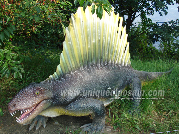 Small Dinosaur Toy Fiberglass Dinosaur For Sale