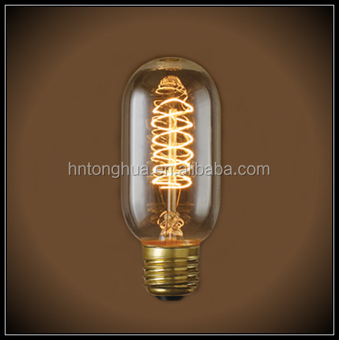 Top China Manufacturer Lighting T45 Vintage Edison Light Bulbs Buy Edison Light Bulb Light