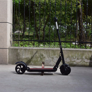 2018 hot High quality folding two wheel electric balance scooter with seat for adult