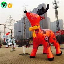 Inflatable Santa Claus Reindeer, Inflatable Santa Claus Reindeer Suppliers  And Manufacturers At Alibaba.com