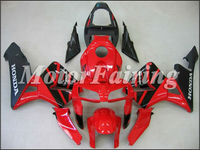 for honda 2006 cbr600rr F5 cbr600 F5 2005 CBR600RR fairing kit 06 F5 2005 06 cbr600rr cbr 600 rr cbr 600 cbr 600rr black red