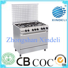 freestanding cooking range electrical stove with hot plate