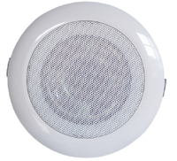 Popular model DY-710 plastic miniwatt ceiling speaker