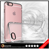 Keno Slim Clear Perfect Fit & Scratch-Resistant Dual Coating Lightweight TPU Protective Case for iPhone 6S Plus 5.5 Inch