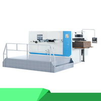 MY 1500 My Alibaba Semi Automatic Paper Card Die Cutting Machine Market