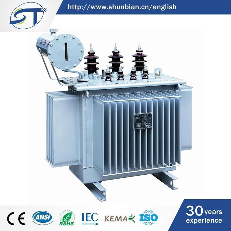 Wenzhou Wholesale 3 Phase Electrical Equipment 50 200 500 Kva Oil Cooled Transformer