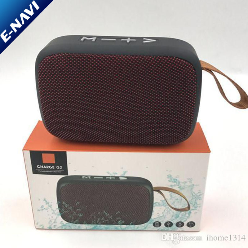 Wholesale Factory Price Portable Mini Wireless Fabric Blue tooth Speaker