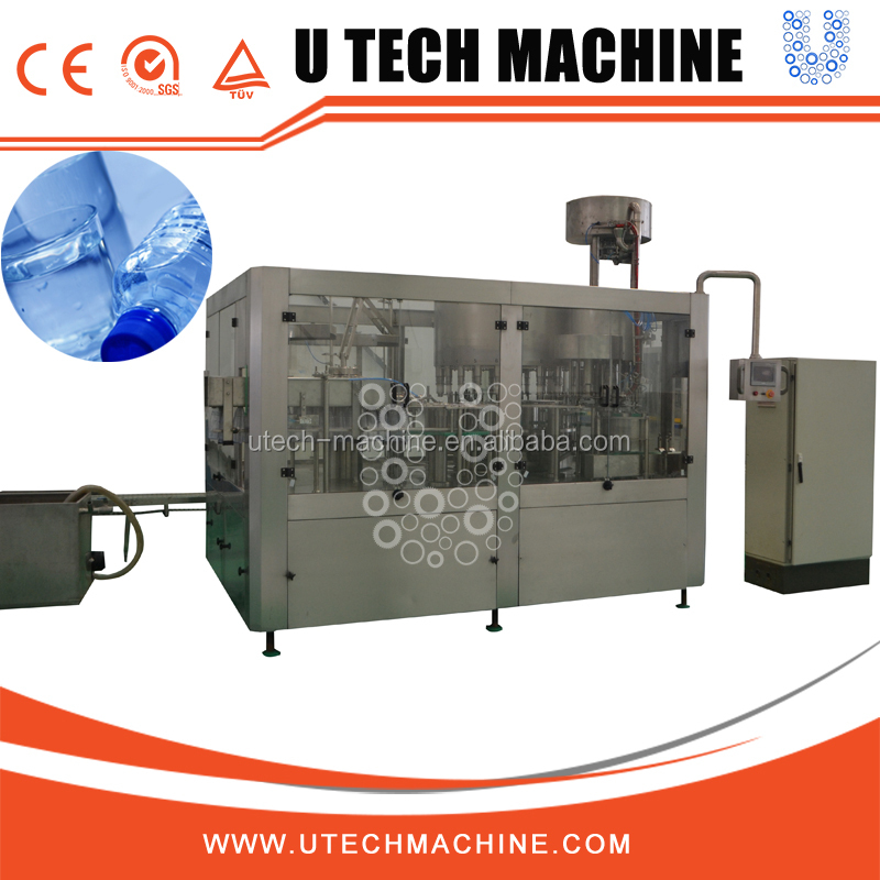 Monoblock Aseptic Drink Filling Machine Or Equipment