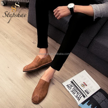 Popular Design Promotional Men Semi Casual Shoes